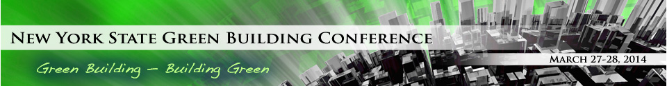 NYS Green Building Conference - 12th Annual