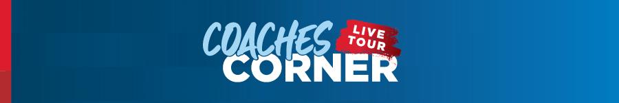 Coaches Corner Live Tour