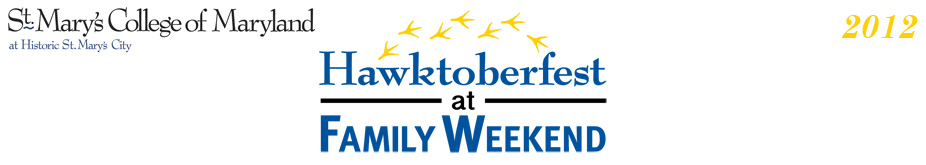 Hawktoberfest at Family Weekend 2012