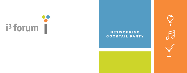 i3forum 2017 - Networking cocktail