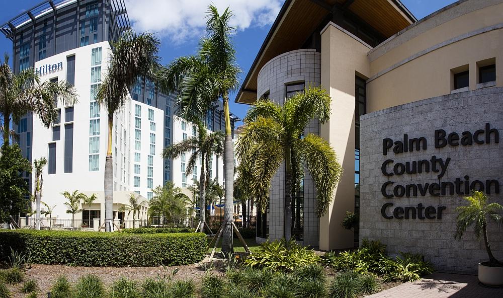 Hilton WPB and PBCCC