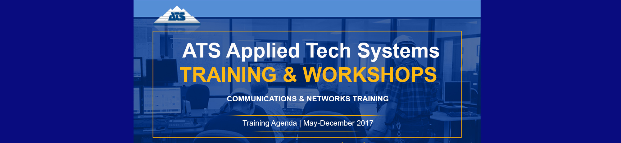 ATS Applied Tech Systems Training - Communications & Networks Training