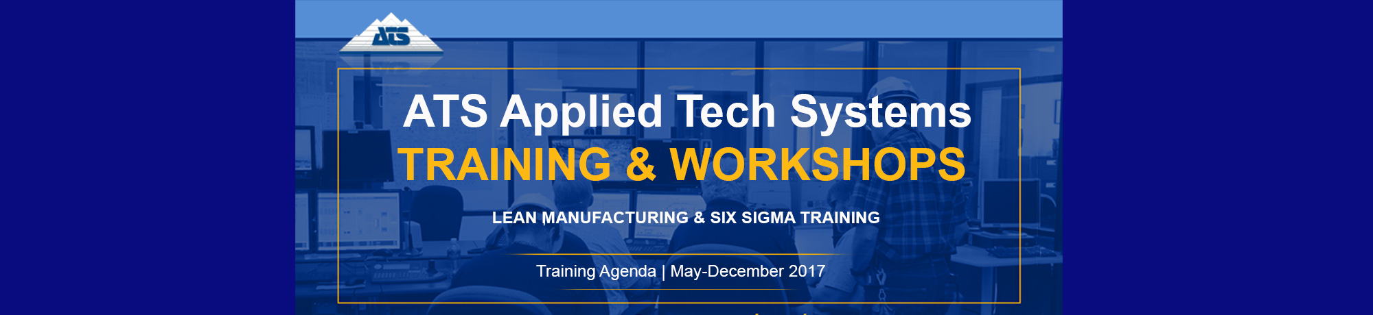 ATS Applied Tech Systems Training - Lean Manufacturing & Six Sigma Training