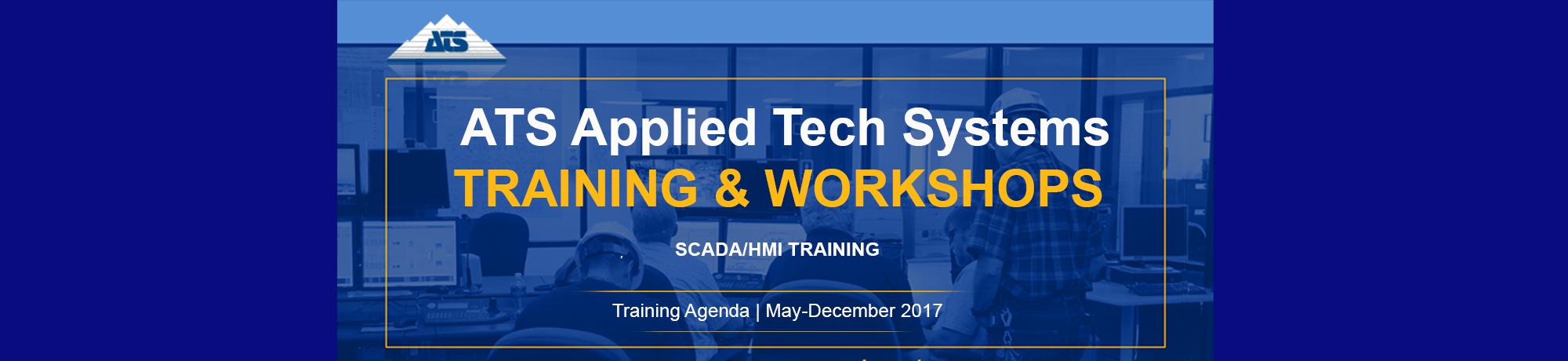 ATS Applied Tech Systems Training - SCADA/HMI Training