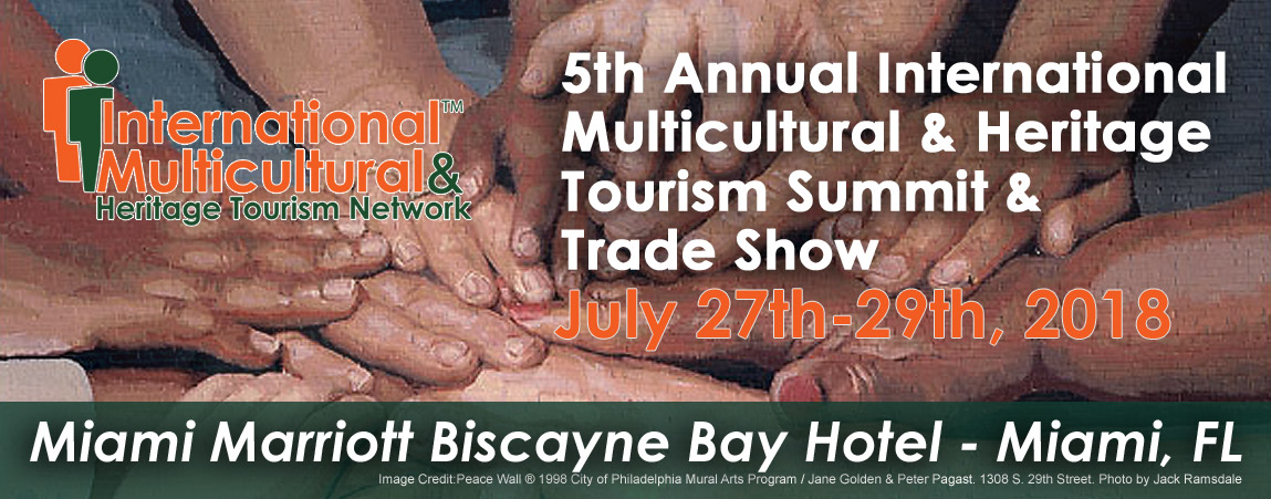 5th Annual International Multicultural & Heritage Tourism Summit & Trade Show