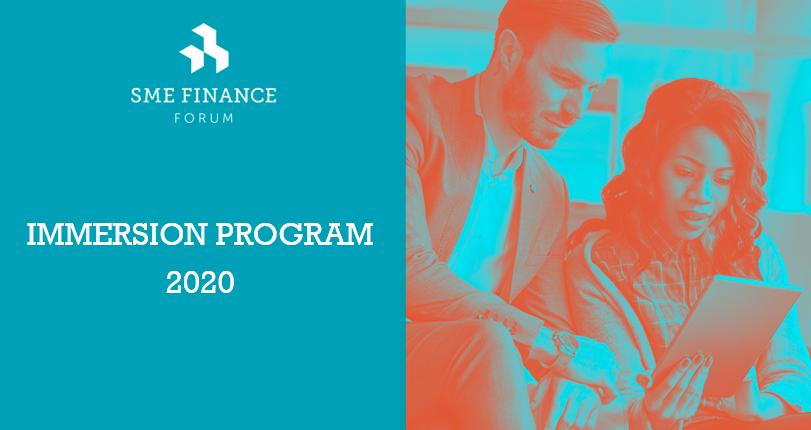 SME Finance Forum Immersion Program 2020 - Wells Fargo