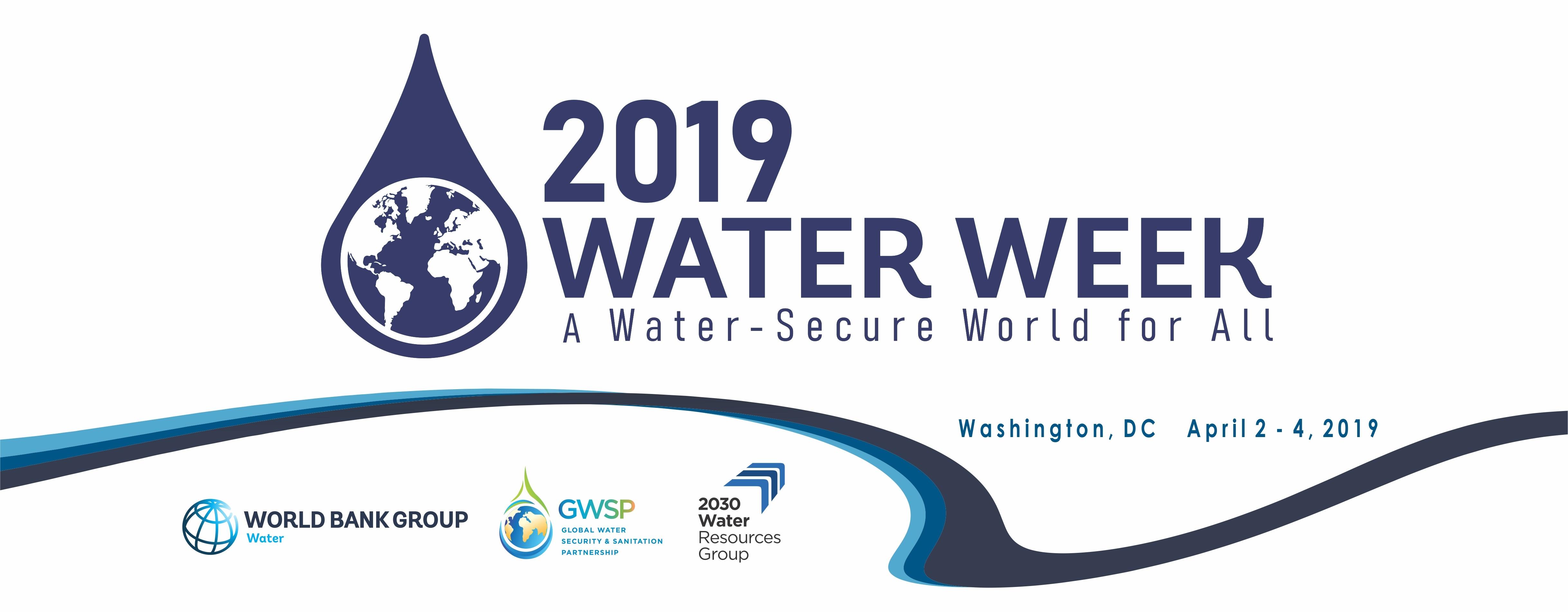 World Bank Water Week