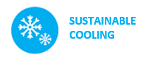 SUSTAINABLE COOLING LOGO