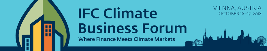 IFC Climate Business Forum 2018