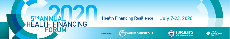 Annual Health Financing Forum