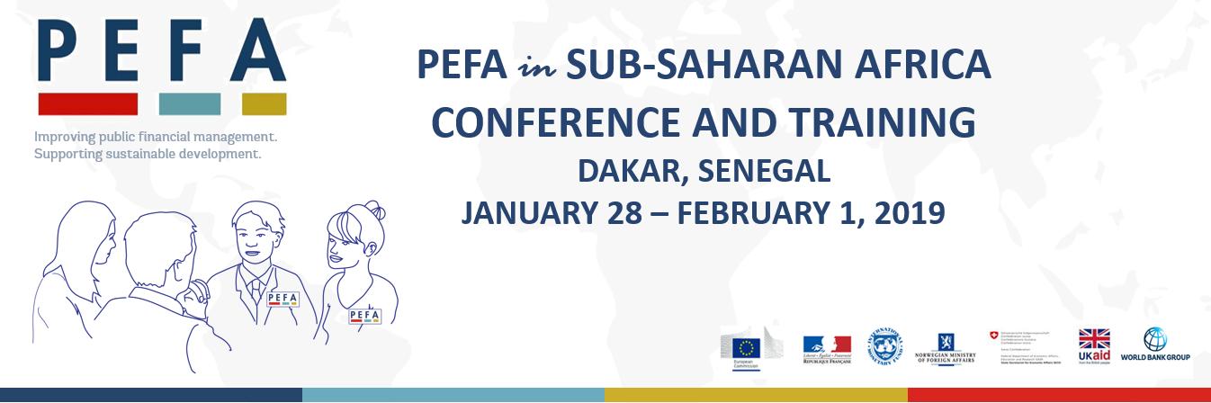 PEFA in Sub-Saharan Africa Conference & Training