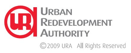URA logo
