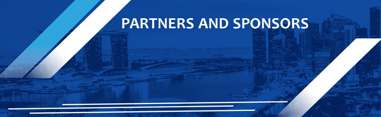 PARTNERS AND SPONSORS banner