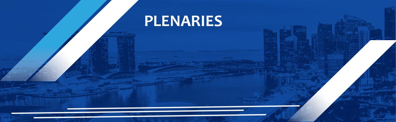 PLENARIES banner
