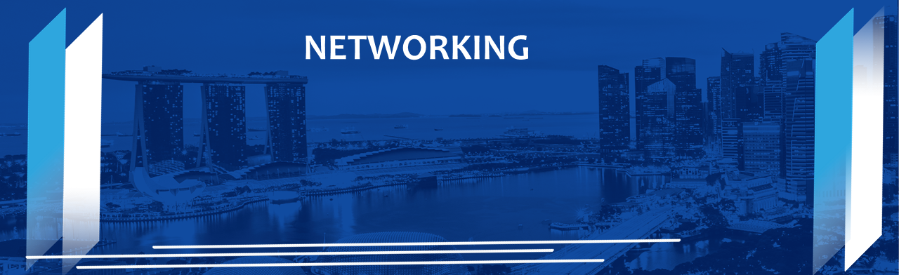 NETWORKING banner