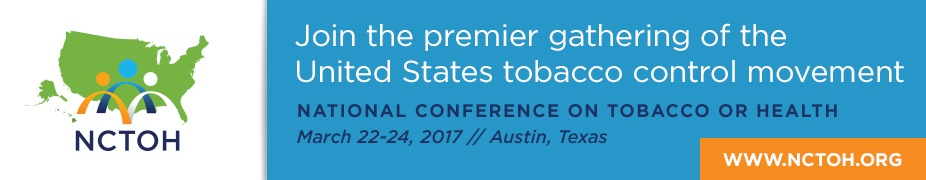 2017 National Conference on Tobacco or Health