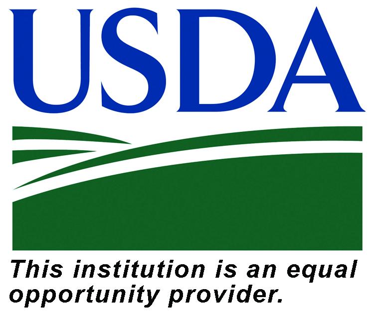 USDA EOE logo