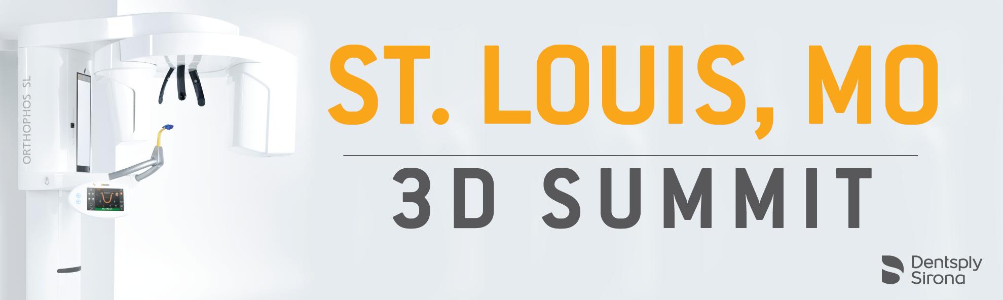 St. Louis 3D Summit