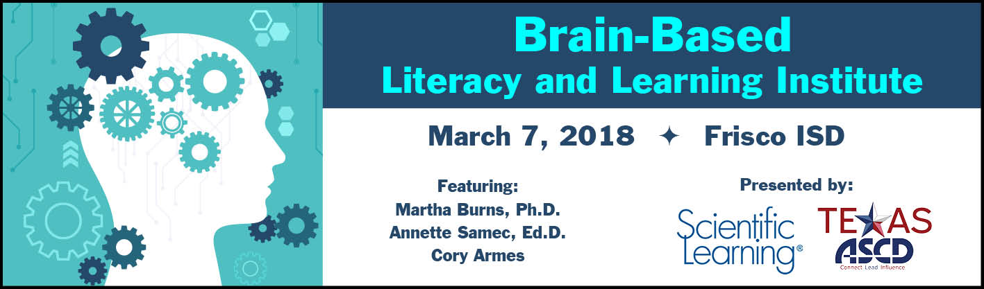 Brain-Based Literacy and Learning Institute
