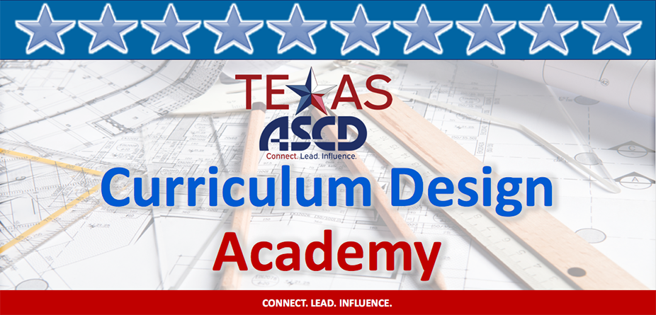 Curriculum Design Academy: Nov. 30 - Dec. 1, 2017