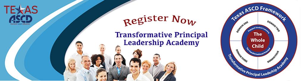Transformative Principal Leadership Academy