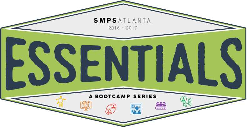 SMPS 2017 Essentials Bootcamp Graphic
