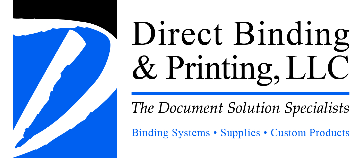 Direct Binding and Printing logo