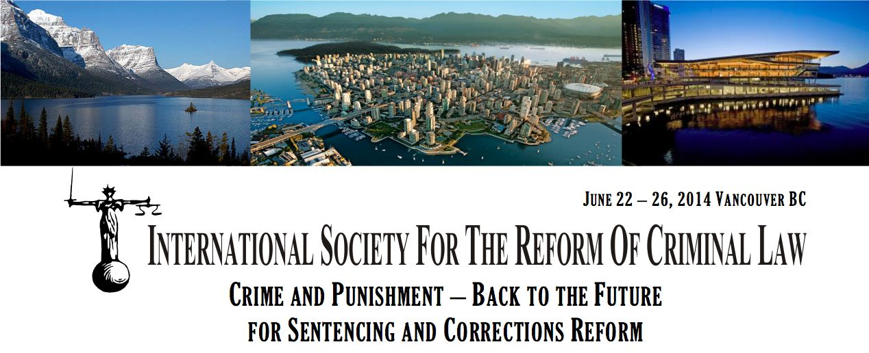 Crime and Punishment - Back to the Future for Sentencing and Corrections Reform