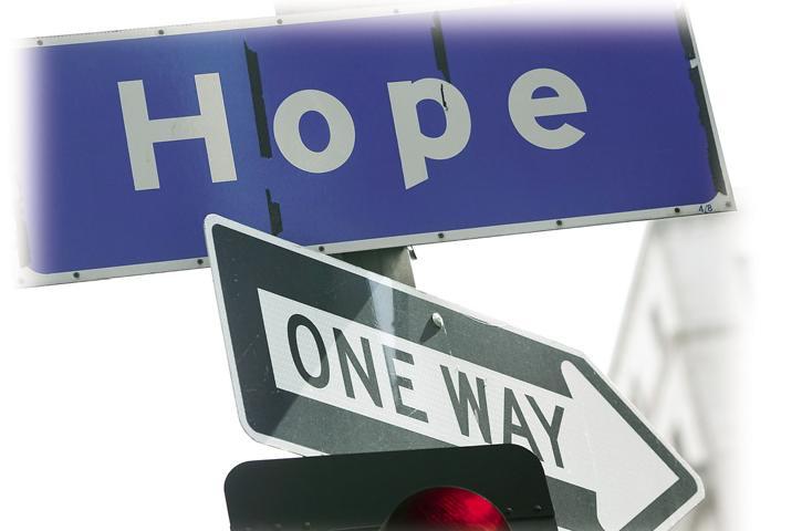 Suicide Prevention Roadsigns