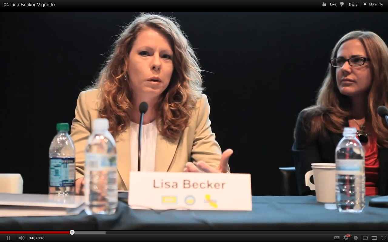 Lisa Becker Panel Shot