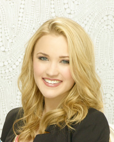 Emily Osment Headshot