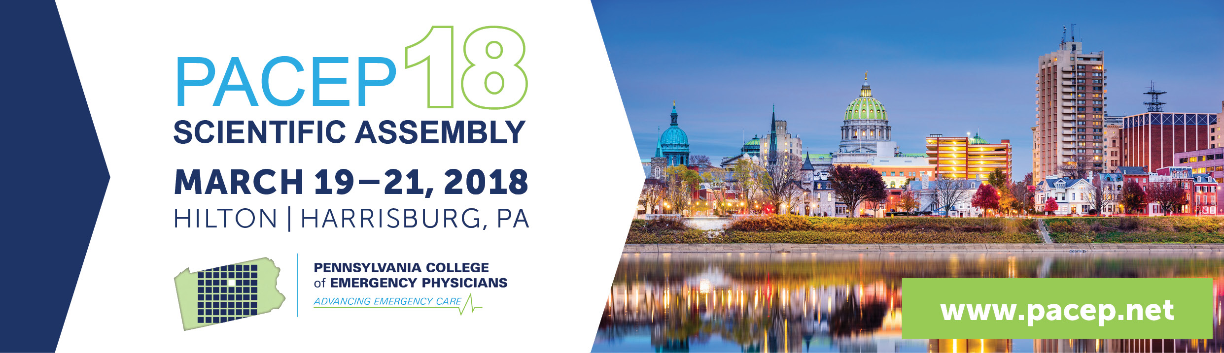 PACEP18 Scientific Assembly