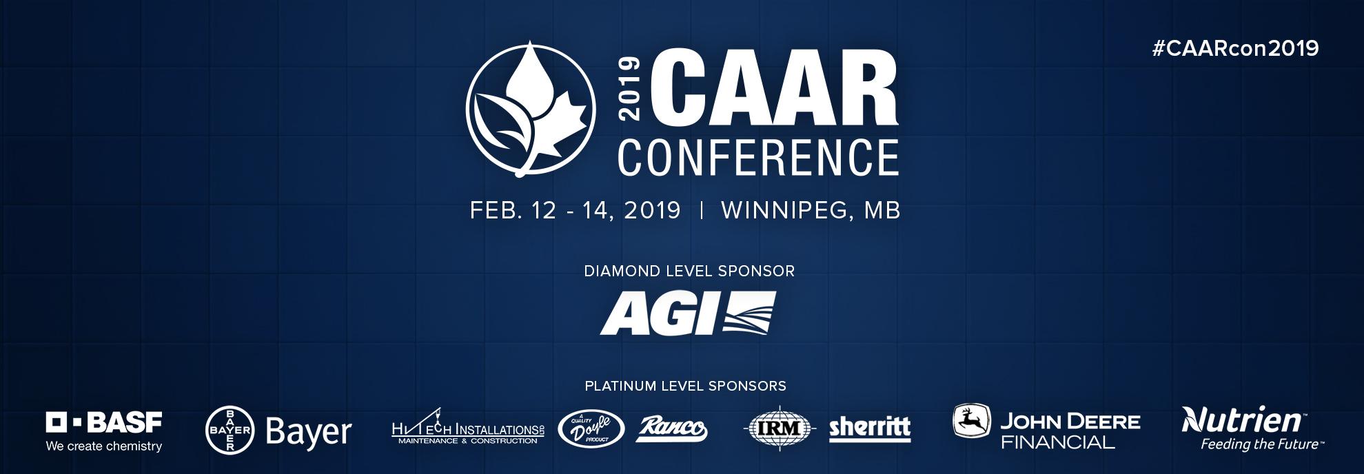 2019 CAAR Conference