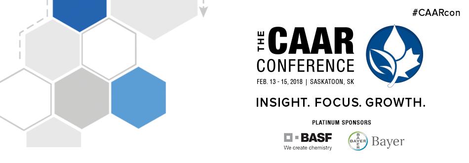 2018 CAAR Conference