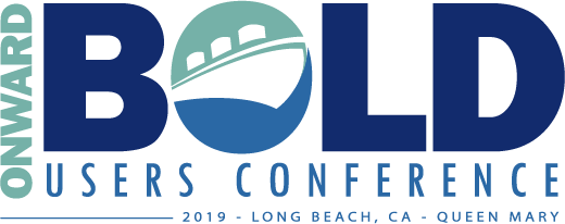 2019 Bold Users Conference