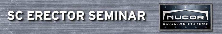 SC Erector Seminar 2015