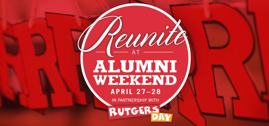 Alumni Weekend CVENT