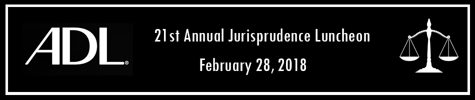 21st Annual Jurisprudence Luncheon
