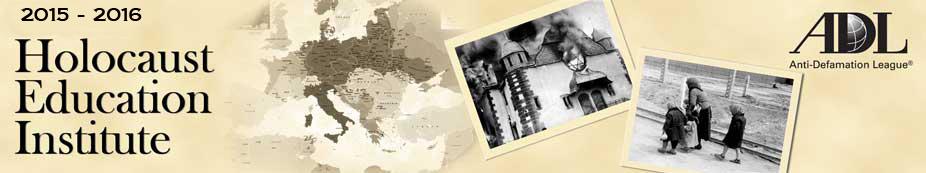 2015-2016 Holocaust Education Institute