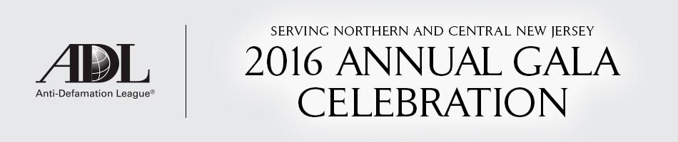 2016 New Jersey Gala Celebration