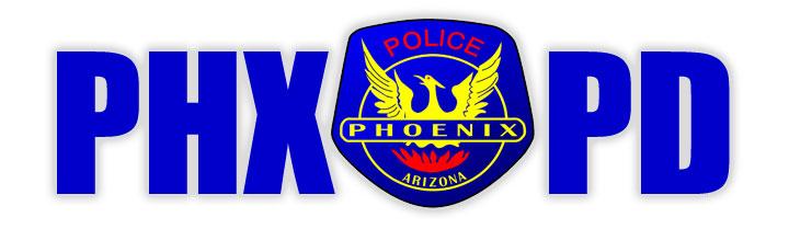 PHX PD Logo