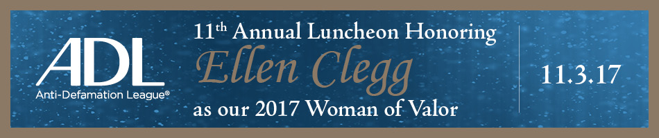 11th Annual Women of Valor Luncheon Honoring Ellen Clegg