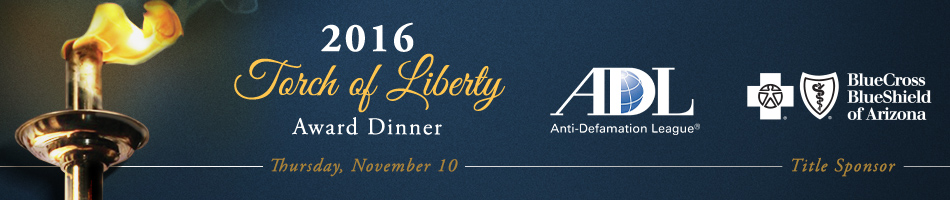 Torch of Liberty Award Dinner