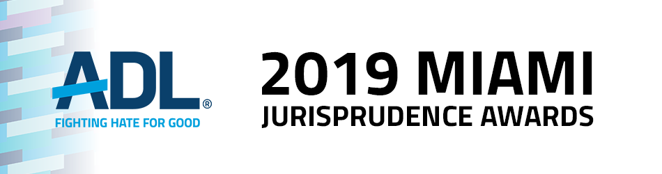 2019 Miami Jurisprudence Award Luncheon