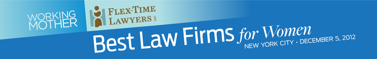 Best Law Firms for Women 2012