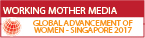 Working Mother Media's Global Advancement of Women Conference - Singapore 2017
