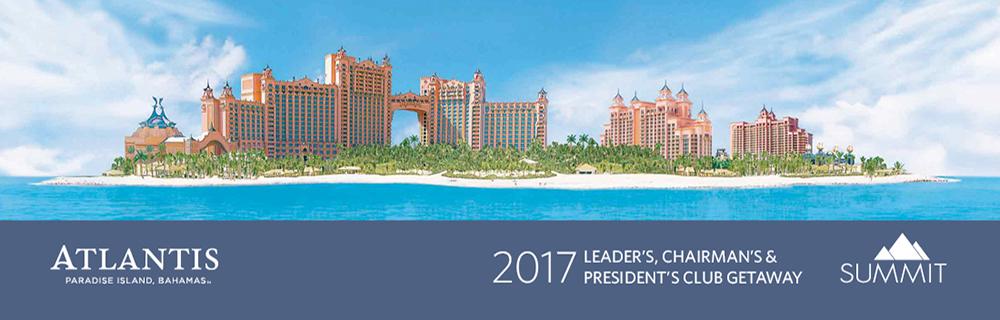 Summit Brokerage 2017 Leader's, Chairman's & President's Club Getaway