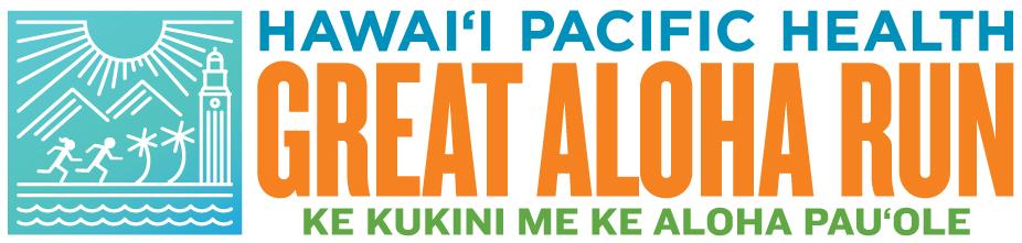 Hawai'i Pacific Health Great Aloha Run Clinical Support Team Volunteers