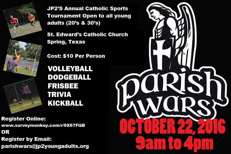 Parish War Volley Ball 2016 October