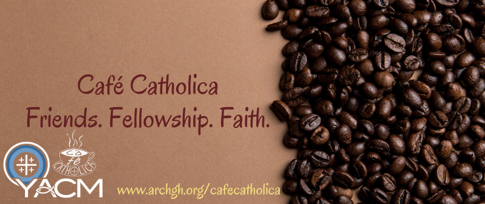 Cafe Catholica Lite 2021 Advertising and Sponsor Opportunities